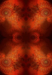 Mandelbrot background
